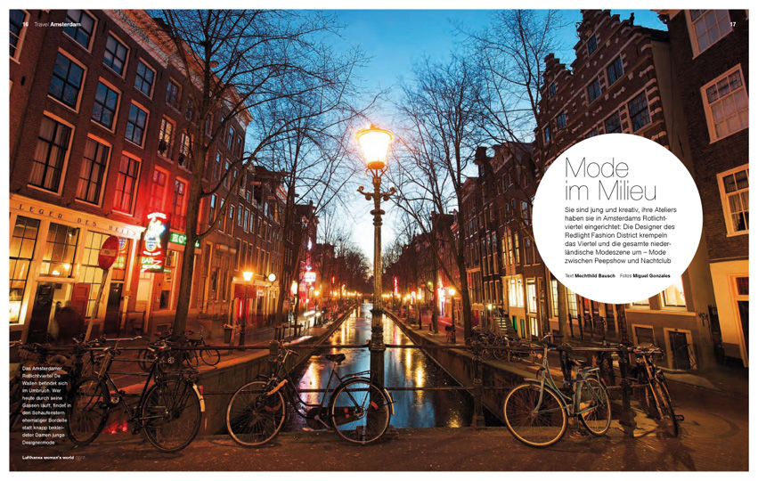 RedLight Fashion Amsterdam