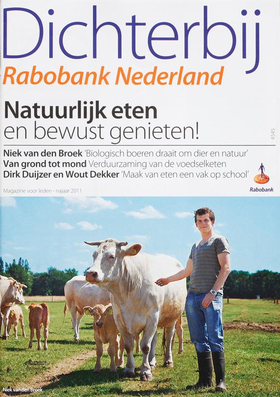 Organic farming, Niek van den Boer, t'Schop