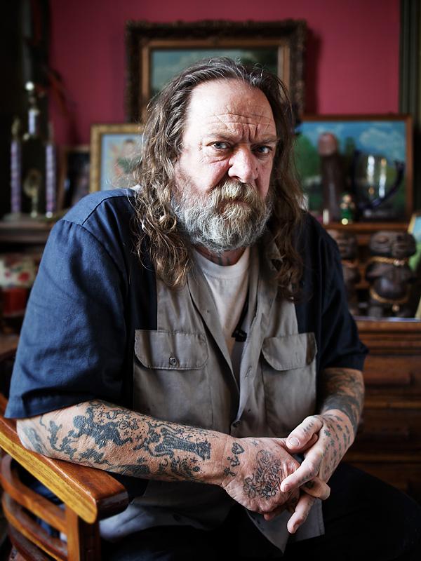 Amsterdam, Henk Schiffmacher, tattoo artist