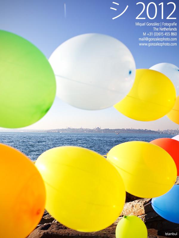 Happy 2012 - Istanbul