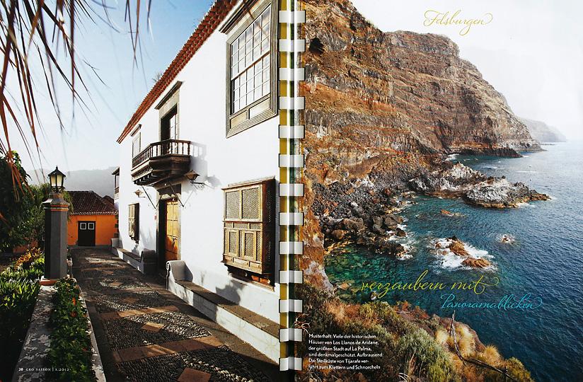 Spain, Canary Islands, La Palma