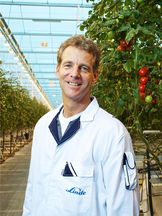 Greenhouse Linde Benelux OCAP Lans Co2