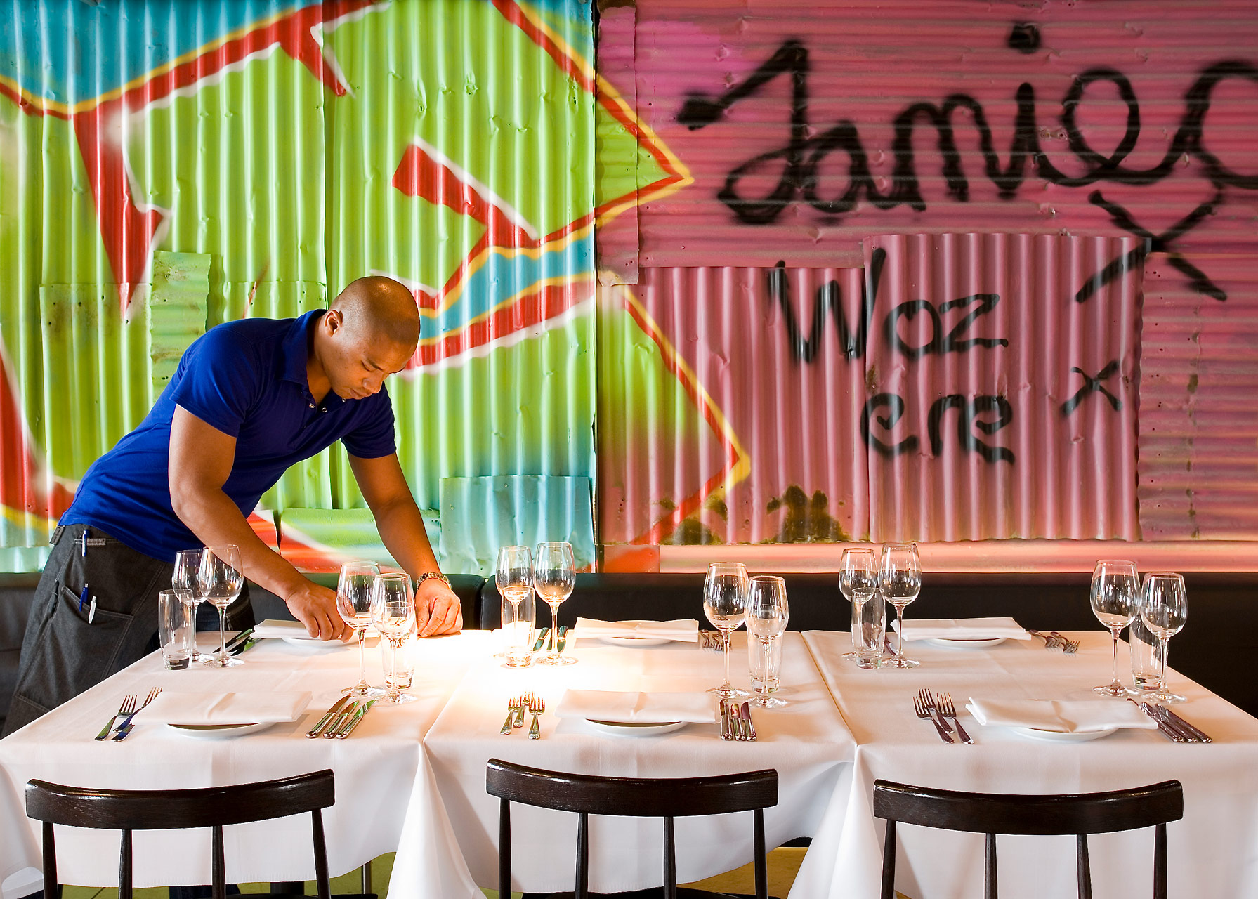 Jamie Oliver's Fifteen, Amsterdam