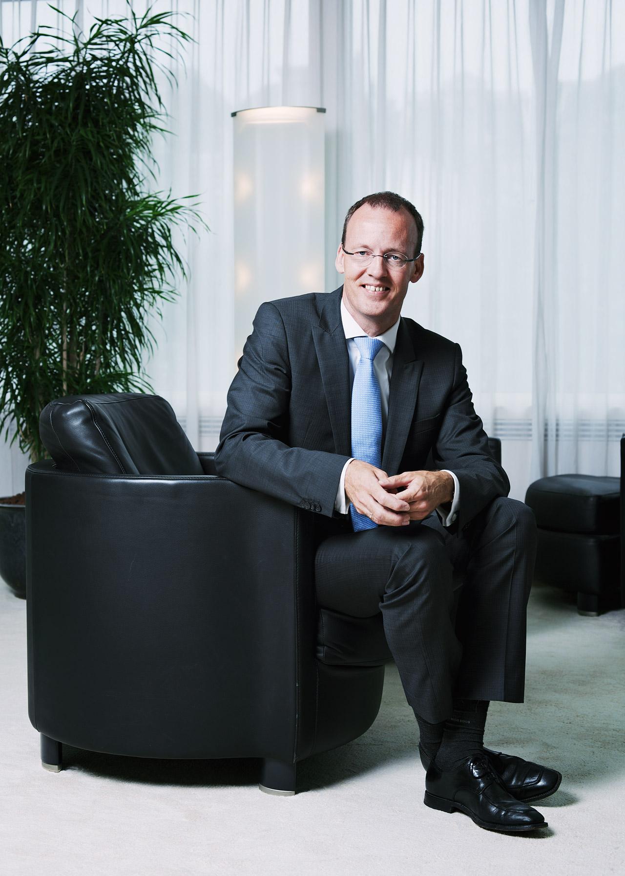 Klaas Knot, President of De Nederlandsche Bank (DNB), Amsterdam