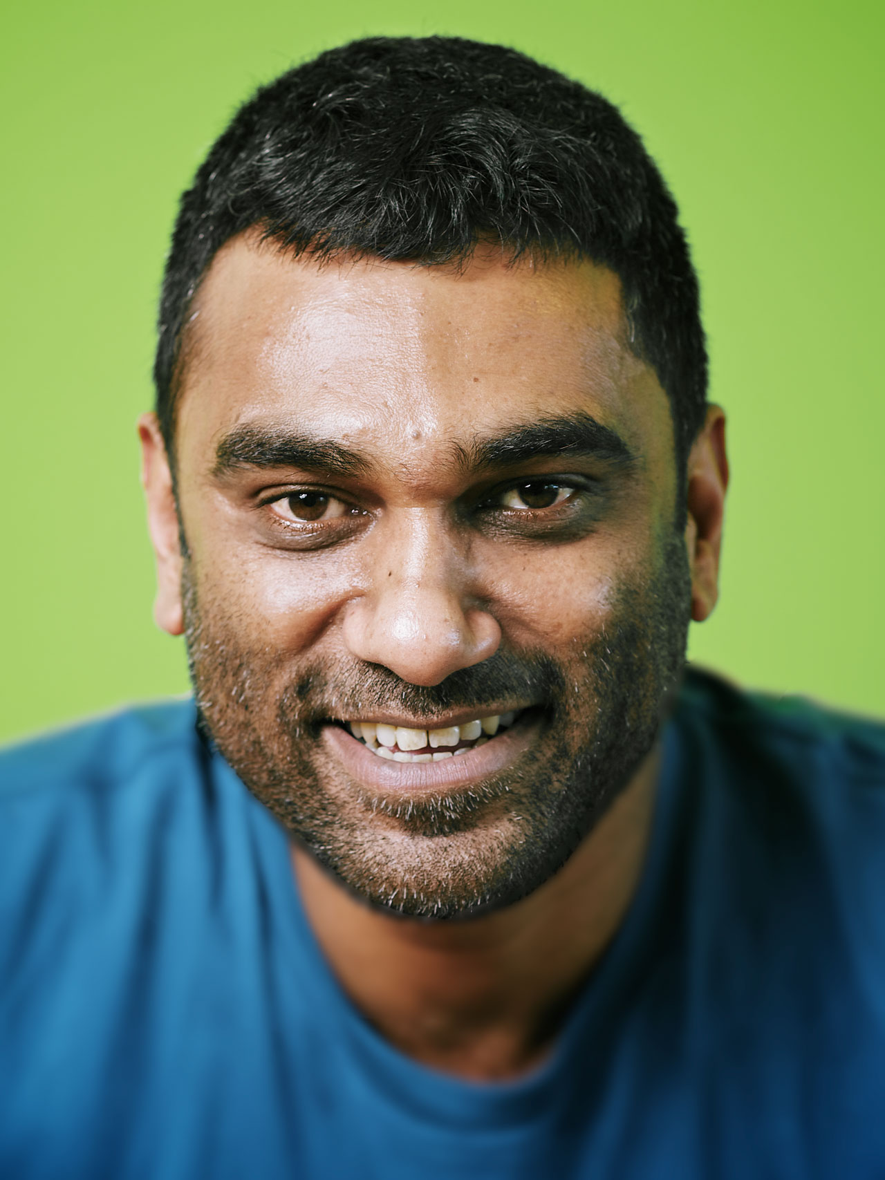 Kumi Naidoo, Executive Director of Greenpeace International, Amsterdam, The Netherlands