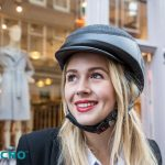 ACRO SPORTS Bike Helmet advertising campaign, Amsterdam, The Netherlands