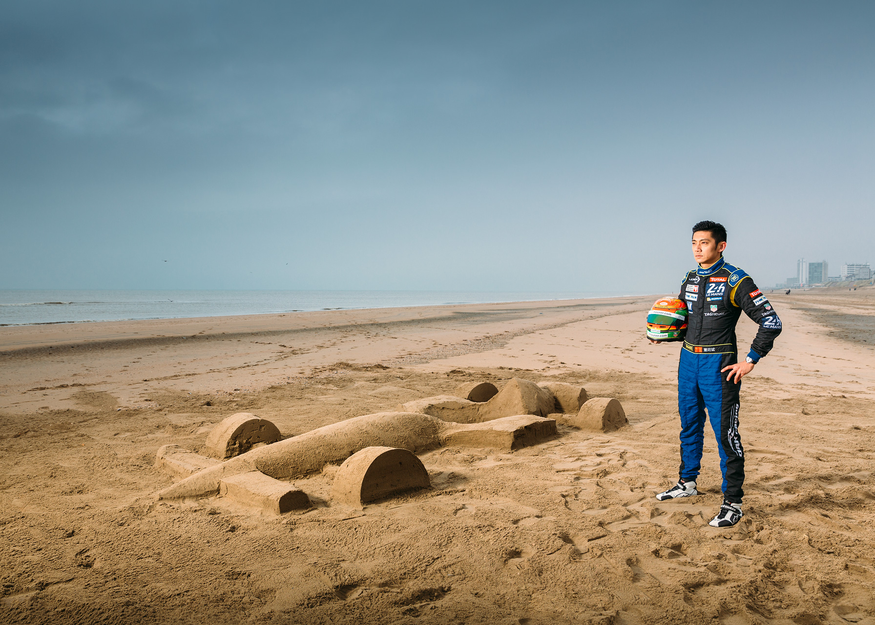Ho-Pin Tung, Racing driver, Zandvoort, The Netherlands