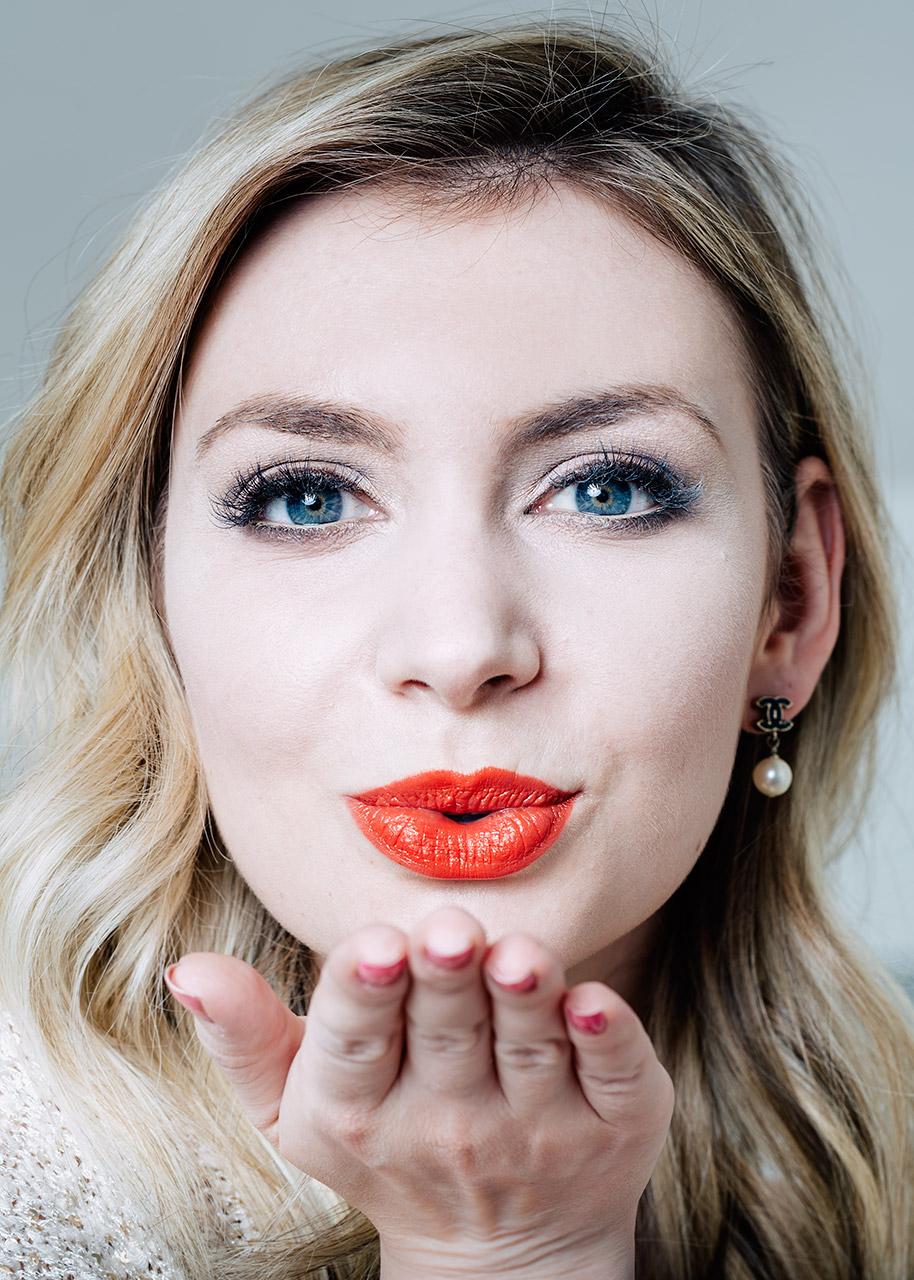 Nicole Husel, beauty vlogger, Amsterdam