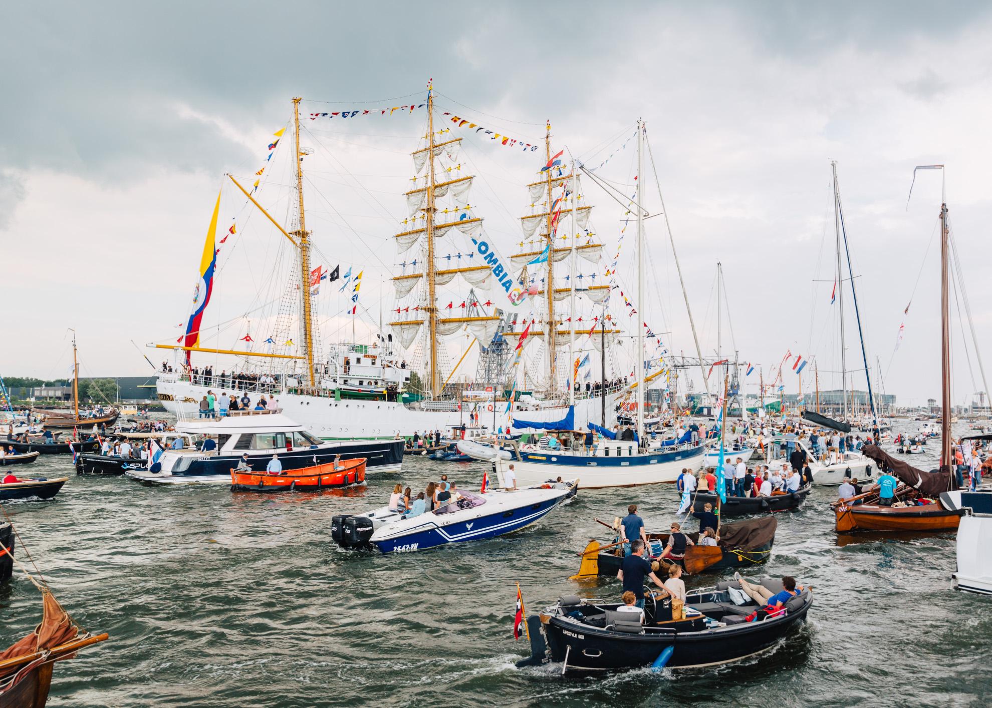 SAIL Amsterdam 2015