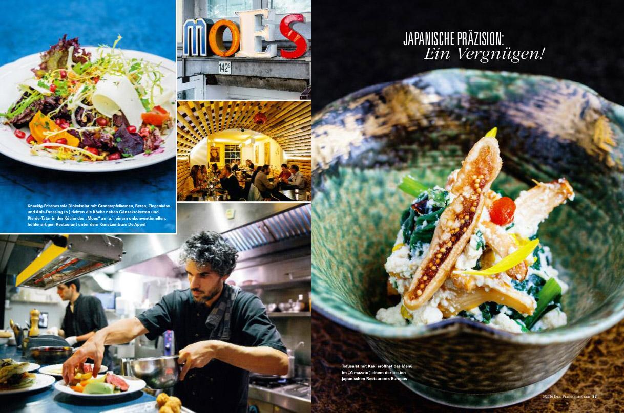 Amsterdam Food Culinary Travel Photographer