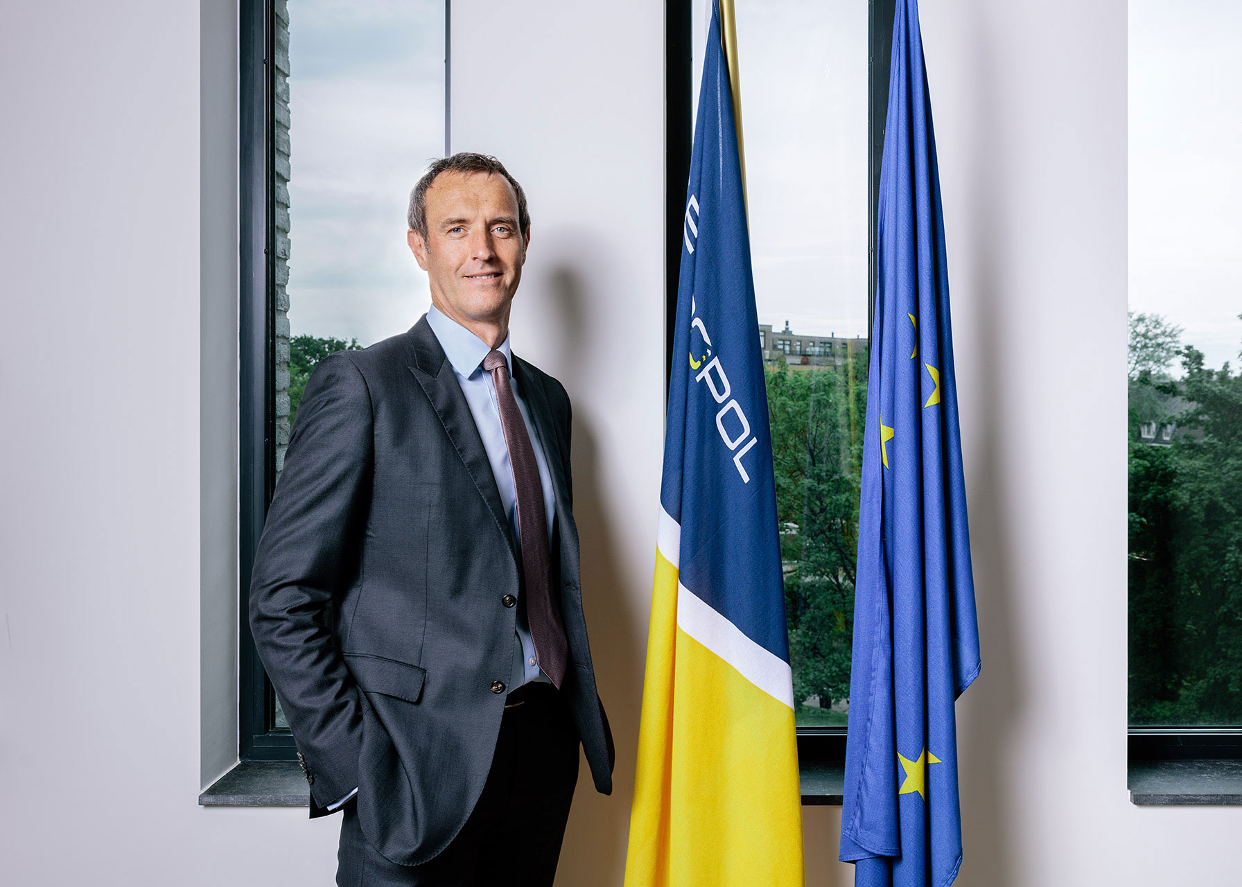 Rob Wainwright, Director of Europol