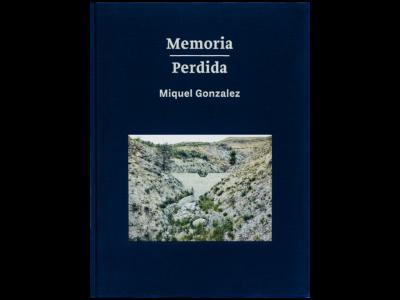 Book Miquel Gonzalez, Memoria Perdida