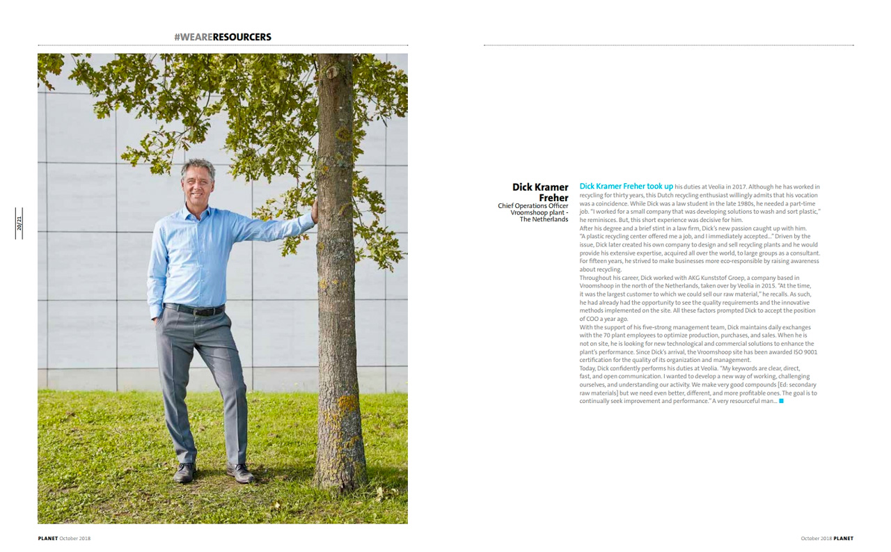 Corporate Portrait Photographer, Amsterdam