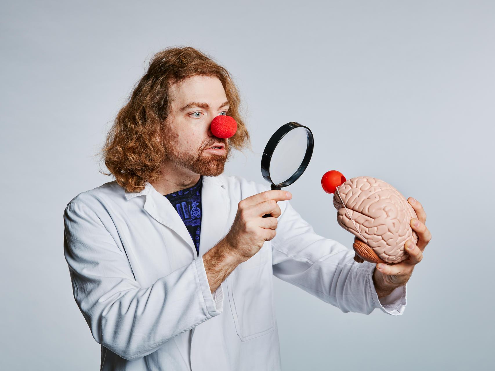 Ori Amir - Comedian & Neuroscientist