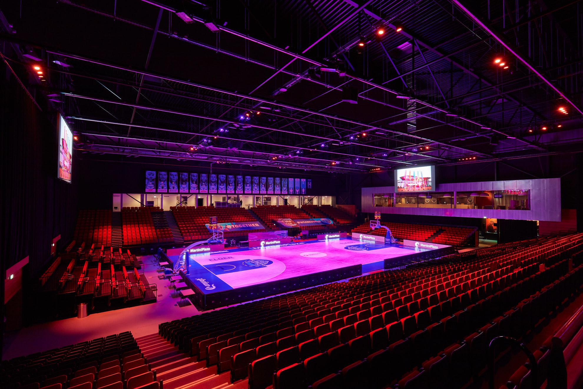 MartiniPlaza Groningen for SITECO